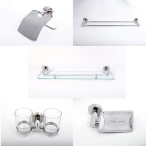 Bộ phụ kiện phòng tắm vela VE 204