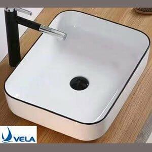 Chậu rửa mặt lavabo cao cấp VC 911