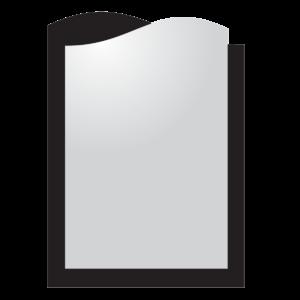 Gương Nhà Tắm 2 Lớp Cách Điệu