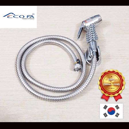 Vòi xịt vệ sinh Hàn Quốc ECOFA E-404