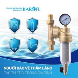 Thiết Bị Lọc Nước Đầu Nguồn Karofi K4A101